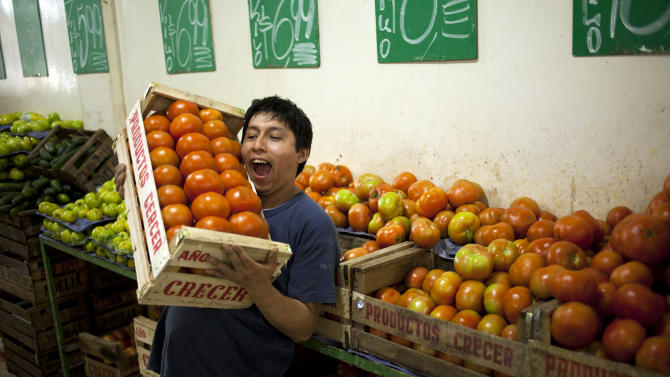 Argentines asked to eat fewer tomatoes