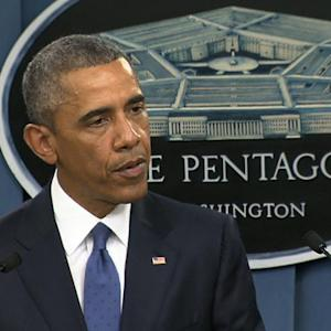 Obama: Fight against ISIS a long, slow battle