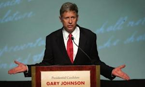 Though he's barely registered in the polls, third party presidential candidate Gary Johnson could steal a critical percentage point away from Mitt Romney in Ohio.