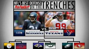 Best NFL defense: Seahawks or Texans?