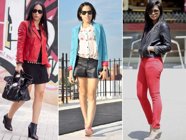 Trend Alert: How to Look Sexy in Leather