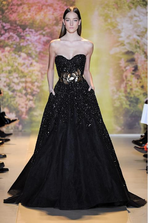 Parigi Fashion Week: la sfilata Zuhair Murad