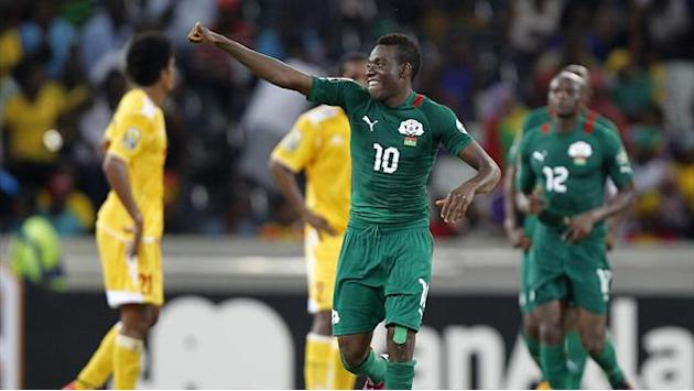African Cup of Nations - Traore gamble pays off for Burkina Faso coach