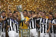 Carrera passes first test with flying colours as Juventus win Supercoppa