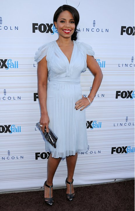 Sanaa Lathan of &quot;The Cleveland Show&quot; arrives at the 2010 Fox Fall Eco-Casino party on September 13, 2010, at Boa in West Hollywood. 