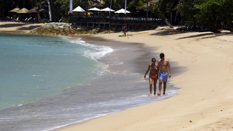 Bali on a high amid summit drawing world leaders