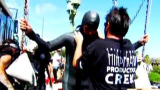 Criss Angel Mindfreak: Clip 1