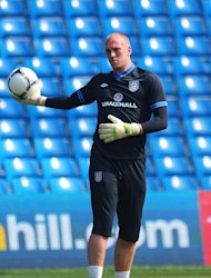 John Ruddy&#39;s Euro 2012 hopes were ended by a finger injury