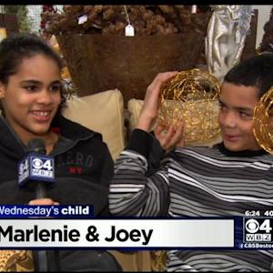 Wednesday's Child: Marlenie And Joevanni