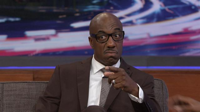JB Smoove Outs Vivica A. Fox for Stealing Larry David's Credit Card
