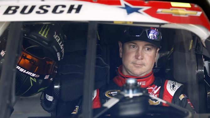 All eyes on Busch in 'Double' attempt