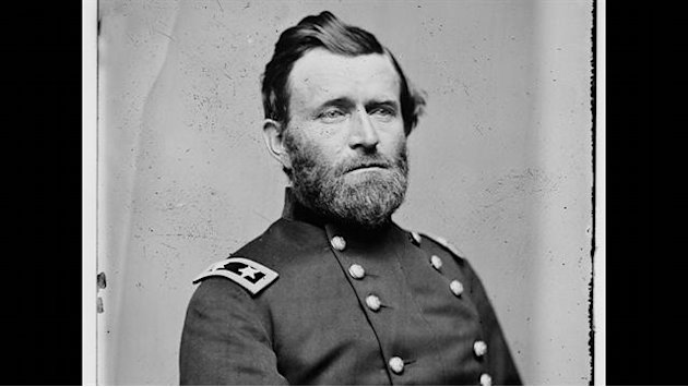 Ulysses S. Grant: Great general …