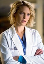 Katherine Heigl, Grey's Anatomy   | Photo Credits: Randy Holmes/ABC