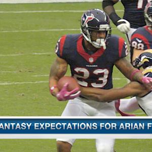 Fantasy preview of Houston Texans RBs past and present