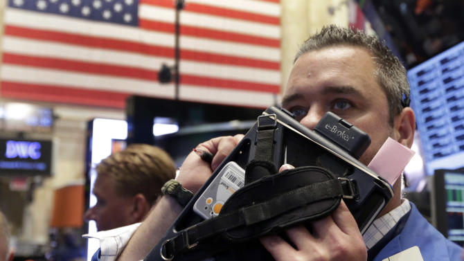 Stocks rise on hopeful signs for the US economy