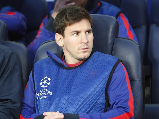 Martino: Messi had a say