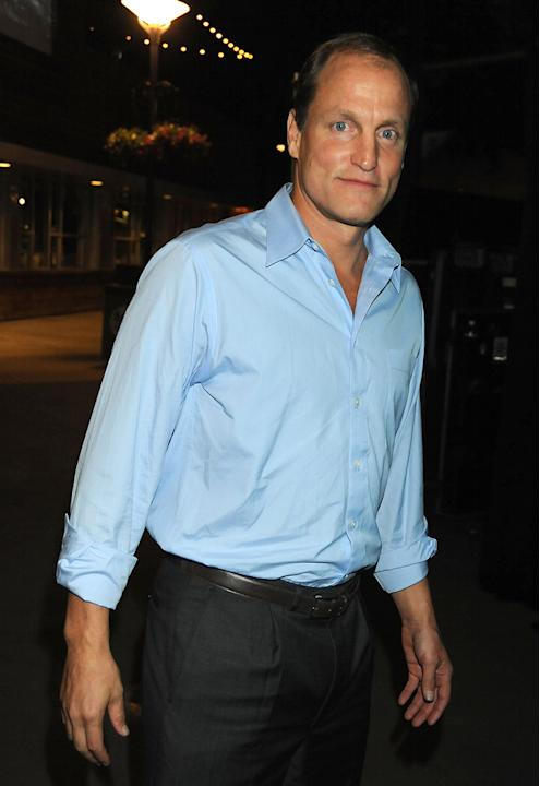 Spike TV's Scream Awards 2009 Woody Harrelson