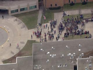 Clawson High School evacuated