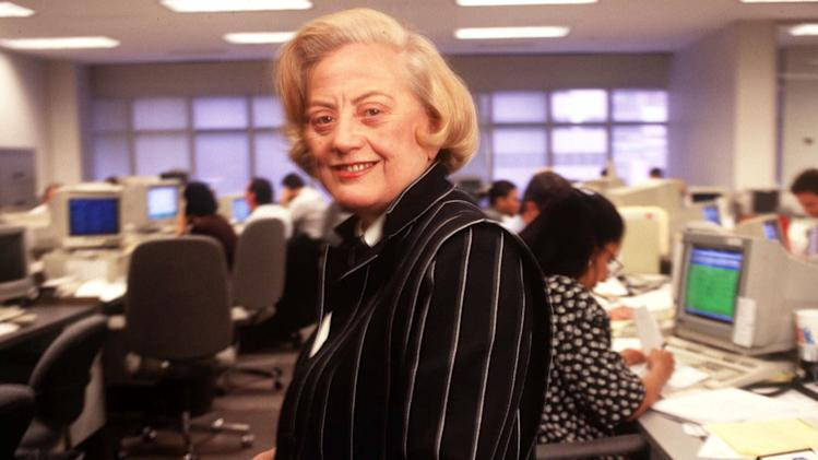 First woman member of the NYSE Siebert dies at 84