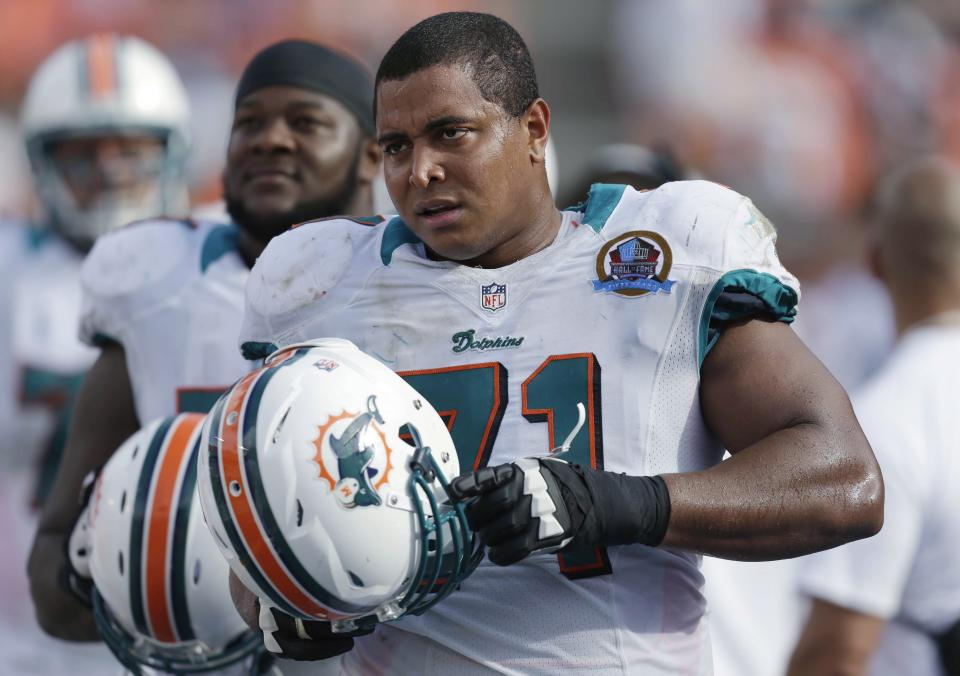 'Bullied' NFL offensive tackle sent to San Francisco...