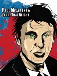 The cover of the comic book Paul McCartney: Carry That Weight is shown in this handout courtesy of Bluewater Productions. McCartney's life has become the subject of a new comic book. REUTERS/Bluewater Productions/Handout