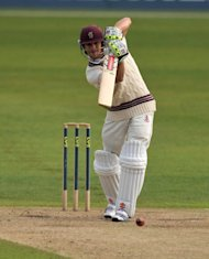 James Hildreth was in swashbuckling form against Glamorgan
