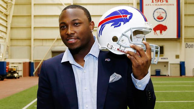 First Down: McCoy's fantasy potential in Buffalo a tad bit 'Shady'