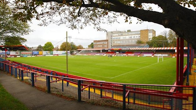 The pitch at Aldershot's EBB Stadium was deemed unplayable ahead of Torquay's visit