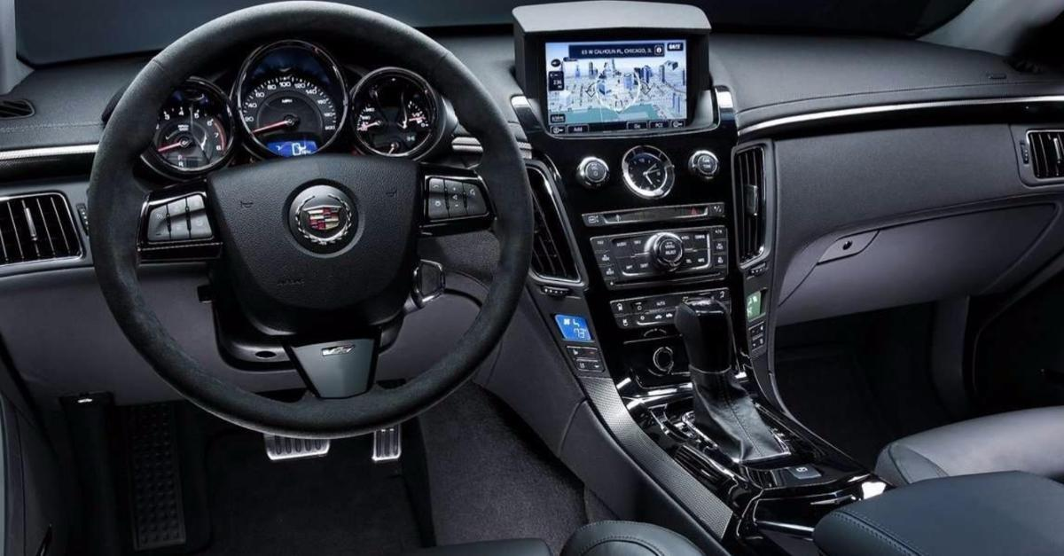 See The New 2016 Cadillac CTS