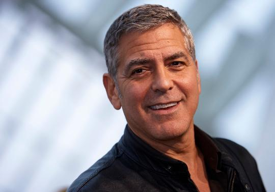 George Clooney Sets the Silver Standard for Men in Hollywood