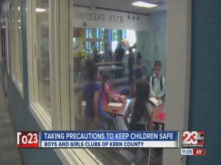 Programs Take Precautions To Keep Kids Safe