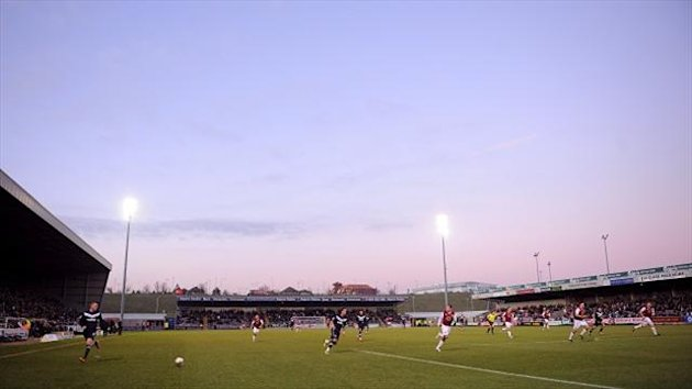 The Football League have reluctantly agreed to let Coventry play their home games at Sixfields Stadium