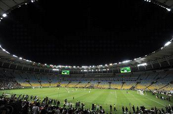 FIFA sends warning to Brazil over World Cup stadiums