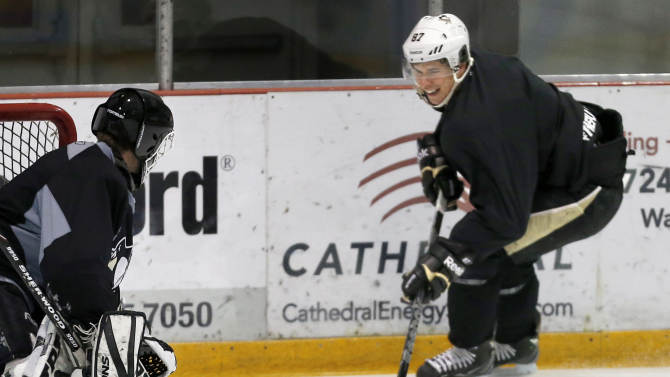 Proud players thrilled that hockey is back