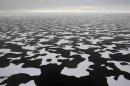 Doing the Math on Polar Sea Ice Melt