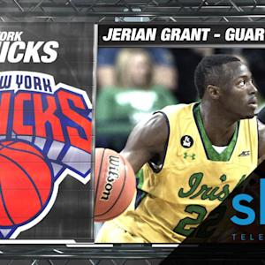 Knicks Select Notre Dame's Jerian Grant | NBA Draft Hype Video