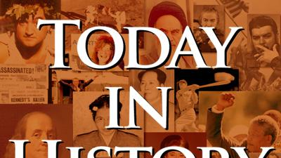 Today in History for February 5th