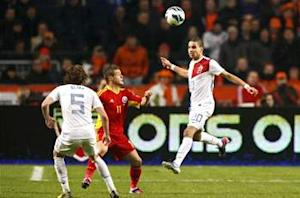 Maher: I can learn from Sneijder and Van der Vaart