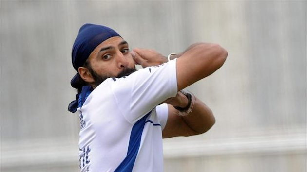 Monty Panesar is currently in New Zealand with the England team