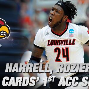 Montrezl Harrell & Terry Rozier Star in Louisville's First Season in ACC