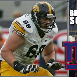 120 NFL Mock Draft: New York Giants Select Brandon Scherff