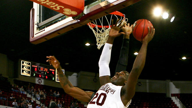 NCAA Basketball: Missouri at Mississippi State