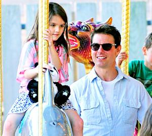 Tom Cruise Celebrates Daughter Suri's 7th Birthday Early