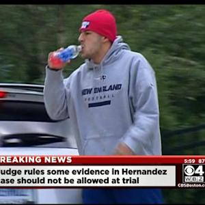 Judge Grants Hernandez Bid To Suppress Evidence