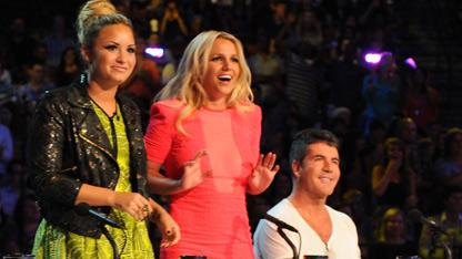 'X Factor': How Did Demi & Britney Do?