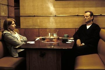 Scarlett Johansson and Bill Murray in Focus' Lost in Translation