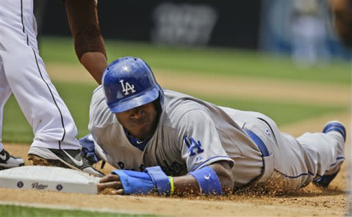 Gonzalez, Ramirez lift Dodgers over Padres 3-1