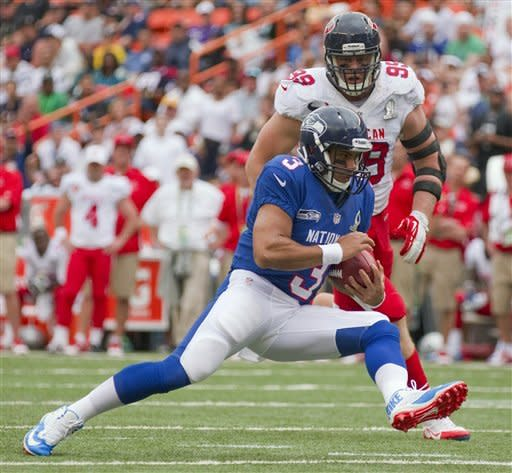 Players defend Pro Bowl after 62-35 NFC win