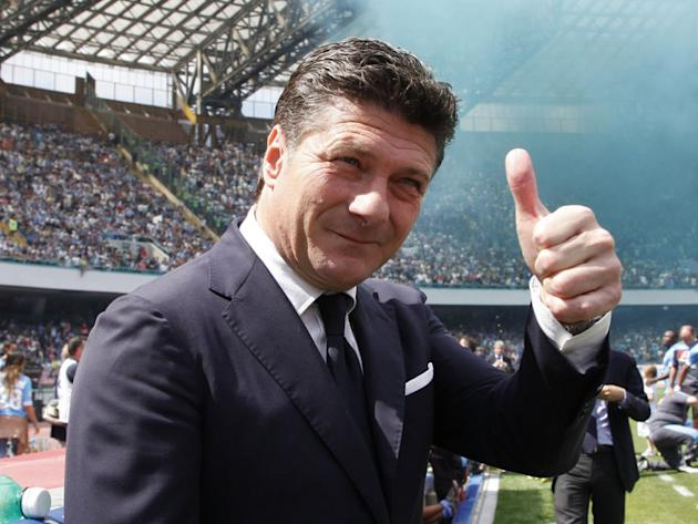 Mazzarri fires Inter warning