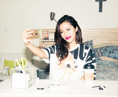 Intelligence: YouTube Beauty Mogul Michelle Phan Swears by EVOO & Honey